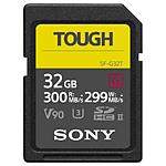 Sony 32GB SF-G Tough Series UHS-II SDHC Memory Card