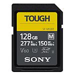 Sony 128GB SF-M Tough Series UHS-II SDXC Class 10 Memory Card