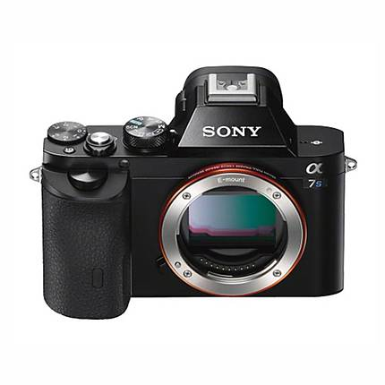 Sony Alpha a7S 12.2MP Full Frame Mirrorless Camera (Body Only)-Black
