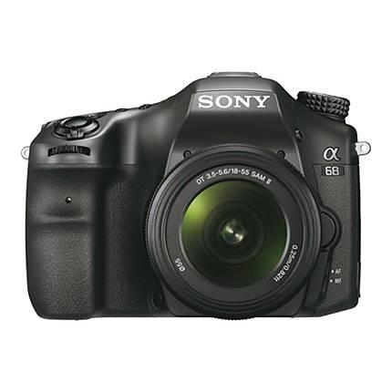 Sony Alpha a68 Digital SLR Camera - Body Only