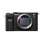 Sony Alpha a7C Mirrorless Digital Camera (Body Only, Black)