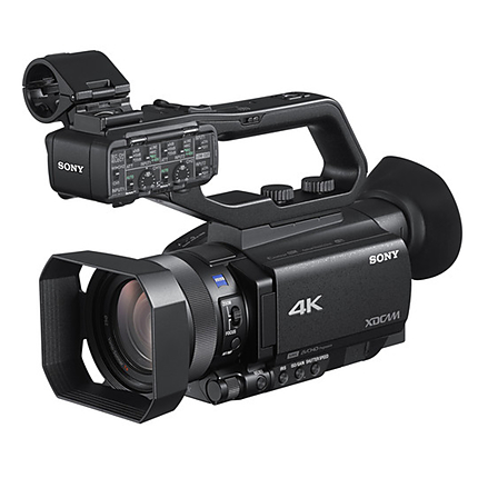 SonyæPXW-Z90V 4K HDR XDCAM with Fast Hybrid AF