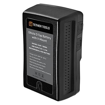 Tether Tools ONsite DTap Battery V-Mount