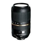 Tamron SP AF Di VC USD 70-300 f/4-5.6 Telephoto Zoom Lens for Nikon - Black