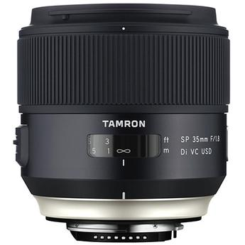 Tamron SP 35mm f/1.8 Di VC USD Lens for Sony A Mount