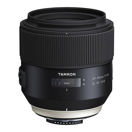 Tamron SP 85mm f/1.8 Di VC USD Lens for Nikon F
