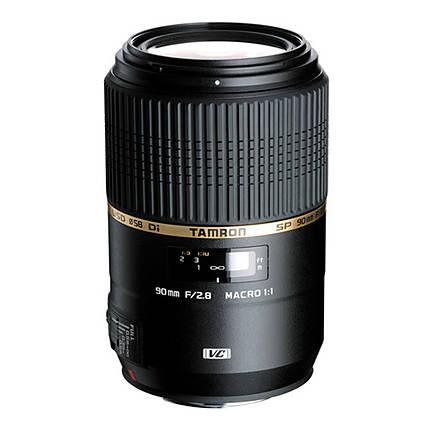 Tamron SP 90mm f/2.8 Di VC USD 1:1 Macro Lens for Nikon F Mount