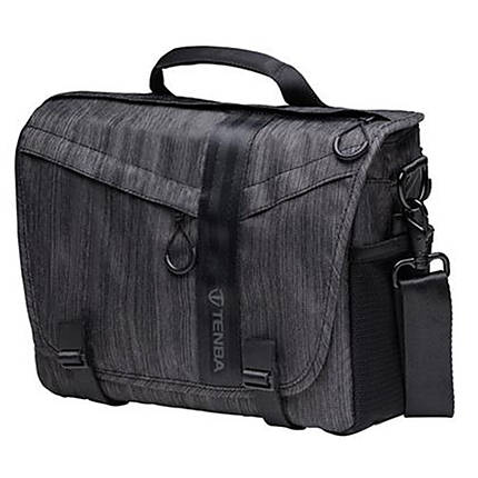 Tenba DNA 10 Messenger Camera and Tablet Bag Graphite