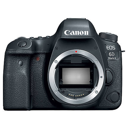 Used Canon 6D Mark II Body Only - Excellent