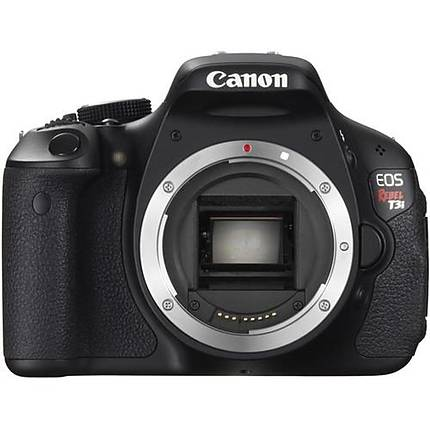 Used Canon EOS Rebel T3i Body Only - Excellent