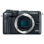 Used Canon EOS M6 Mirrorless Digital - Excellent
