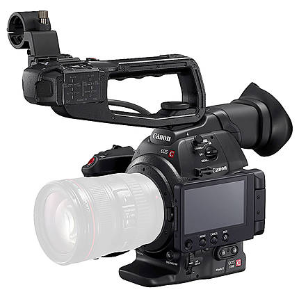 Used Canon C100 Mark II - Excellent
