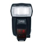 Used Canon Speedlite 580 EXII Shoe Mount Flash - Excellent