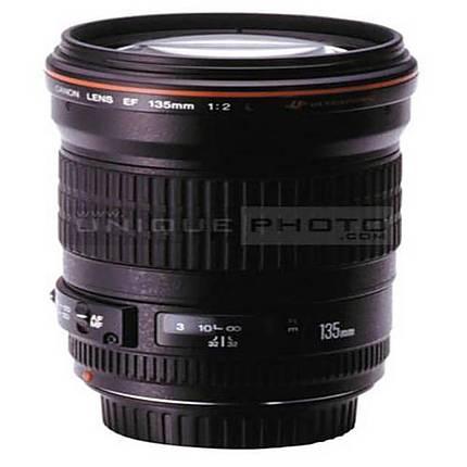Used Canon EF 135mm f/2L USM Lens - Excellent
