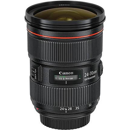 Used Canon EF 24-70mm f/2.8L II USM Lens - Excellent
