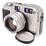 Used Contax G1 Modified w/Zeiss 35mm F2 - Excellent