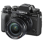 Used Fujifilm X-T2 Mirrorless Digital Camera with 18-55mm Lens - Excellent