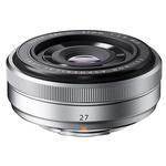 Fujifilm XF 27mm f/2.8 R Lens (Silver) [L] (USED - EXCELLENT)