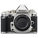 Used Nikon DF Body Only (Silver) - Excellent