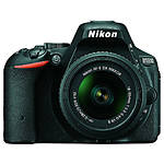 Used Nikon D5500 w/ 18-55 VR II - Excellent