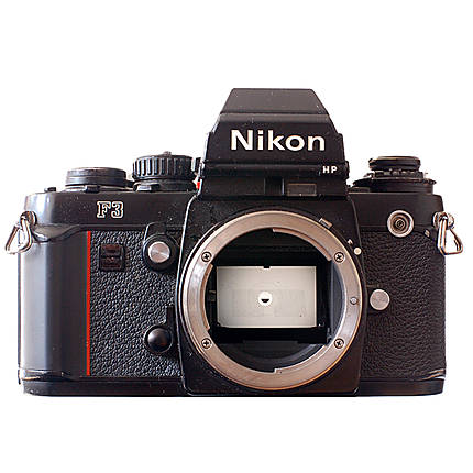 Used Nikon F3HP Body Only - Excellent
