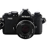 Used Nikon FM2 SLR W/ 50MM F/1.8 AI-S - Excellent