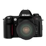 Used Nikon N80 Film SLR - Excellent