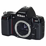 Used Nikon N8008 Film SLR Body Only [F] - Excellent
