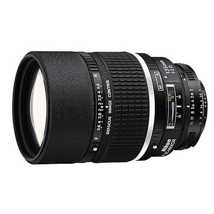 Used Nikon 135mm f/2.0D AF DC - Excellent