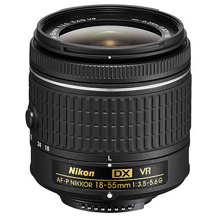 Used Nikon AF-P DX NIKKOR 18-55mm f/3.5-5.6G VR - Excellent