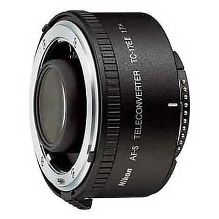 Used Nikon TC-17E II 1.7x Teleconverter for AF-S Lenses - Excellent