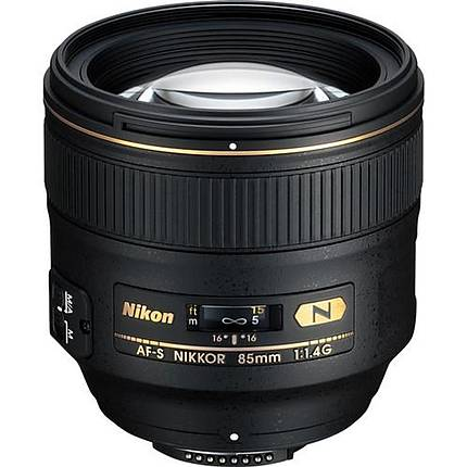 Used Nikon AF-S NIKKOR 85mm f /1.4G - Excellent