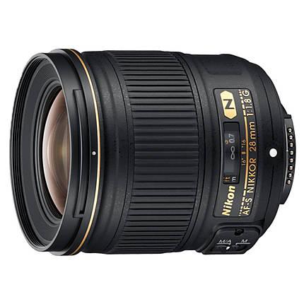 Used Nikon AF-S 28mm F/1.8G for Nikon - Excellent
