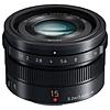 Used Panasonic Lumix G Leica DG Summilux 15mm f/1.7 - Excellent