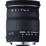 Used Sigma 18-50MM F/2.8 EX D Nikon [L] - Excellent