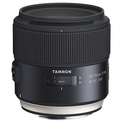 Used Tamron SP 35mm f/1.8 Di VC USD Canon EF - Excellent