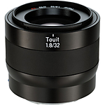 Used Zeiss Touit 32mm f/1.8 for E-Mount Cameras - Black