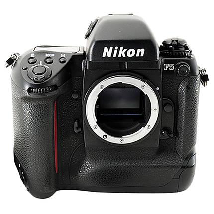 Used Nikon F5 35mm SLR Body Only - Fair