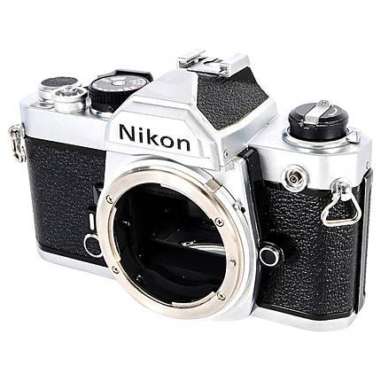 Used Nikon FM 35mm SLR - Fair