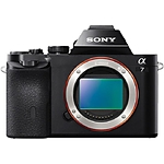 Used Sony A7S Body Only - Fair