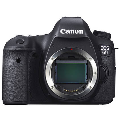 Used Canon 6D Body Only - Good