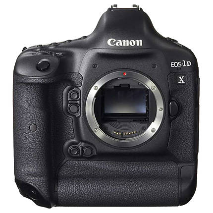 Used Canon EOS-1D X Body Only [D] - Good