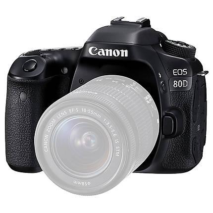 Used Canon 80D Digital SLR Camera - Good