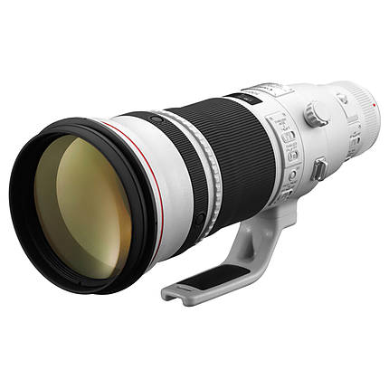 Used Canon EF 500 F/4 IS L *No Hood* - Good