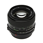 Used Canon FD 50mm f/1.4 - Good