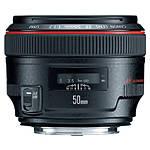 Used Canon EF 50mm f/1.2L USM Lens - Good