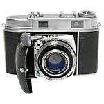 Used Kodak IIC Retina 50mm F2.8 Film Camera - Good