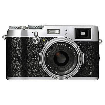 Used Fujifilm X100T (Silver) - Good
