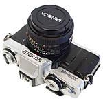 Used Minolta XG-M w/ 50mm f1.7 [F] - Good