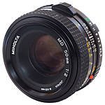 Used Minolta MD 50mm f/2 *NO REAR CAP* - Good